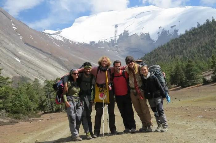 Circuito de los Annapurnas - Nepal