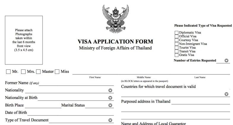 visa-tailandia