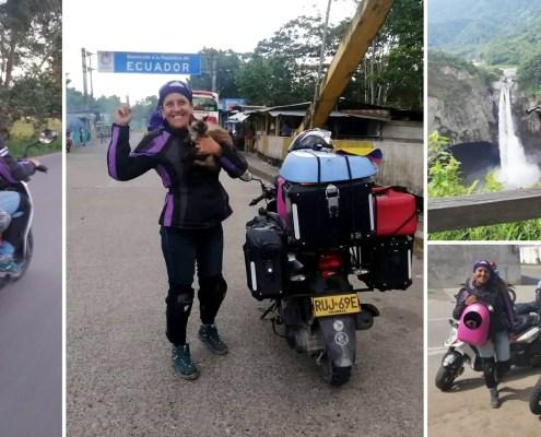Colombiana vive con su gata en tiempos de Coronavirus