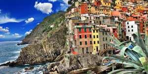Viaje a Cinque Terre (Italia)