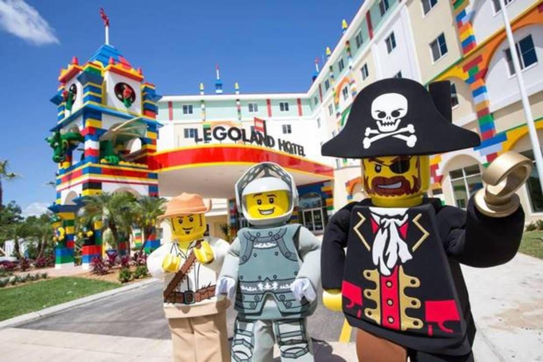Muñecos Legoland Londres