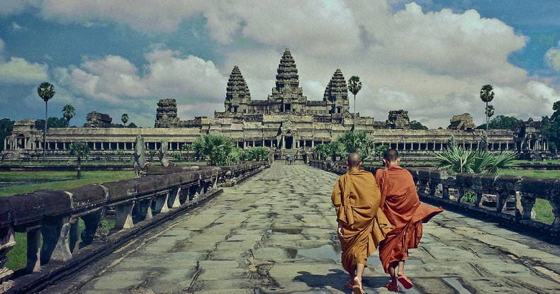 Viaje a Camboya