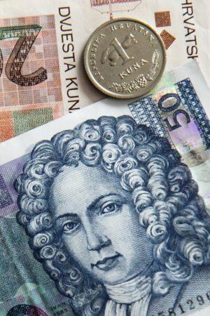 moneda croata