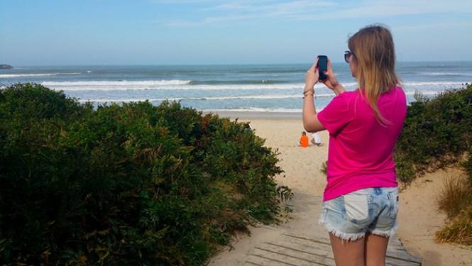 3 - viajando em 3.. 2.. 1.. - Praia do Rosa - Santa Catarina - Imbituba