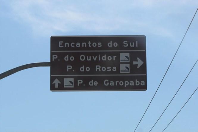 5 - viajando em 3.. 2.. 1.. - Praia do Rosa - Santa Catarina - Imbituba