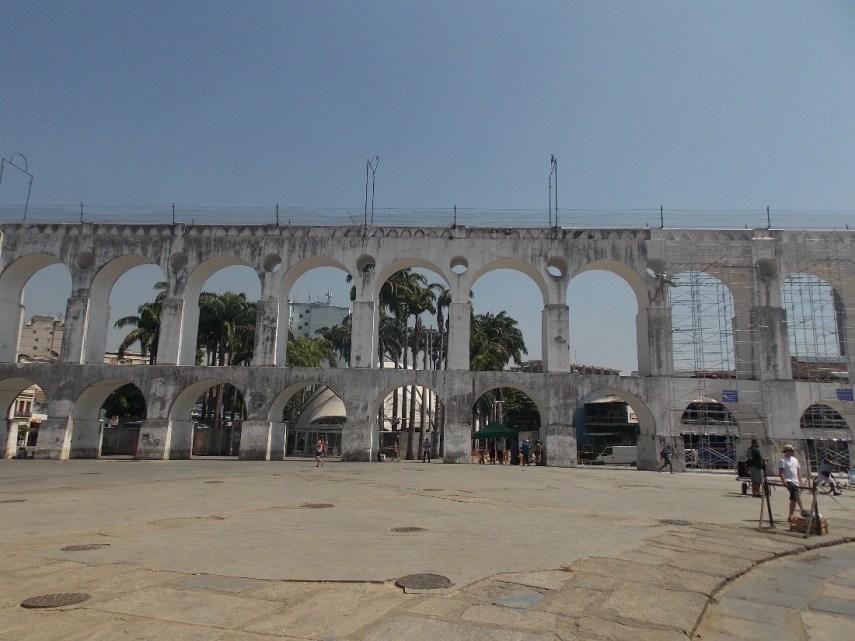 Arcos da Lapa - Que hacer en 2 días en Río de Janeiro
