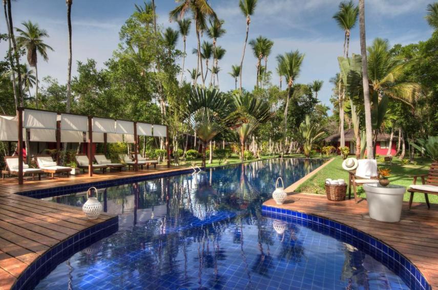Vila Dos Orixas Boutique Hotel, uno de los mejores hospedajes en Morro
