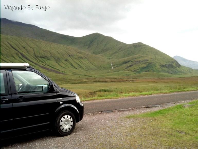 Escocia en furgo 2