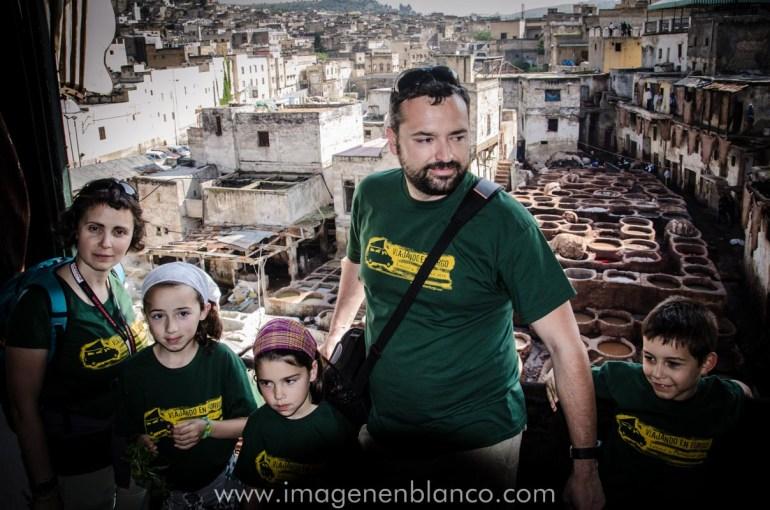 Marruecos en furgo Fez
