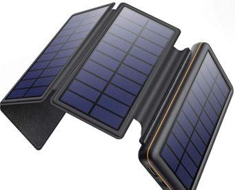 baterías externas para mini furgos