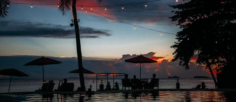 Onde ficar em Koh Phangan   Viajando na Janela