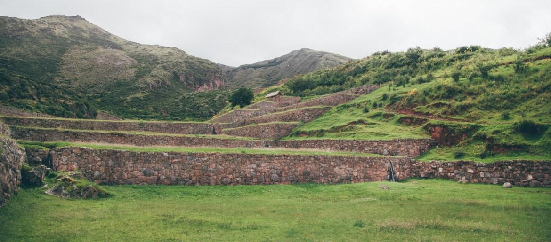 Vale Sul: Tipón, Pikillacta e Andahuaylillas