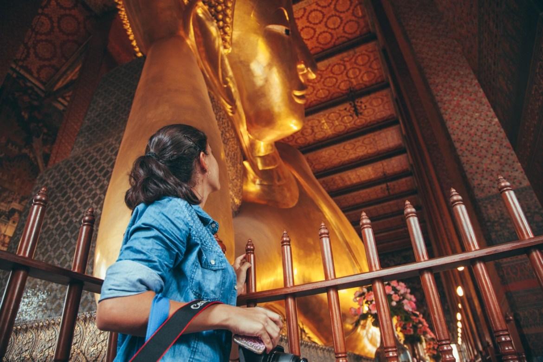 What Pho - templo do buda reclinado