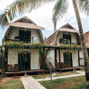 Onde ficar em Bali - Tentacle Bali