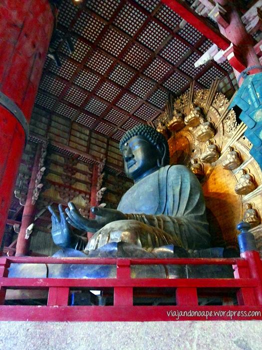 Buddha Vairocana_templo todaiji_Nara