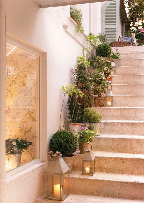 decoração de escadas_lanternas_4