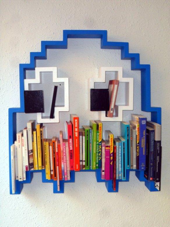 estante de livros criativa 3