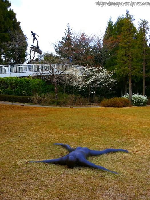 Open Air Museum_Hakone_Estatua_cansada