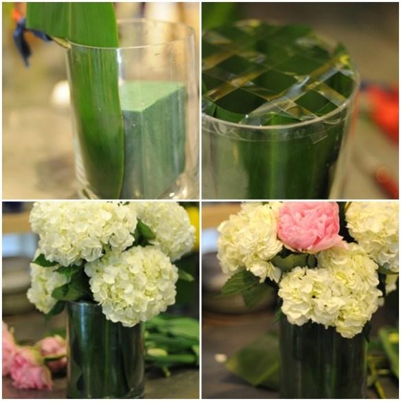 dicas arranjo flores