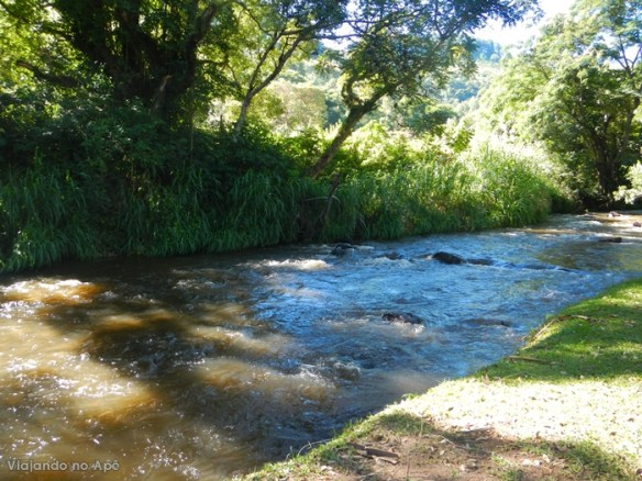 Rio Cachoeira Joanópolis