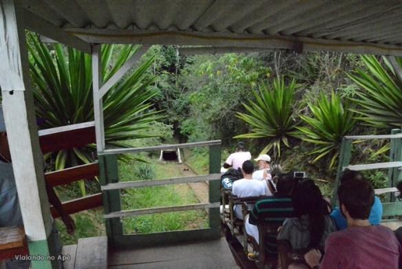 trolley mina da passagem mariana