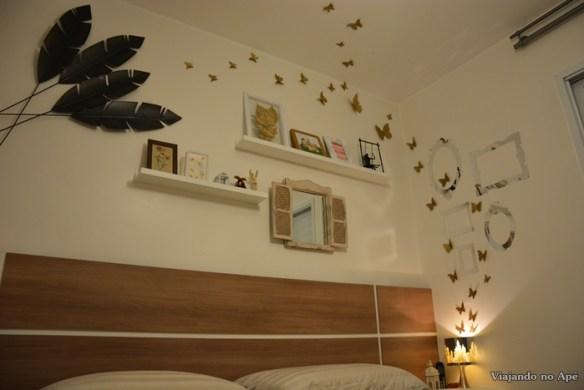 borboletas decoracao decor butterfly wall
