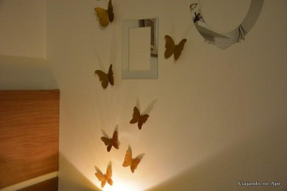 borboletas na parede diy faca voce mesmo