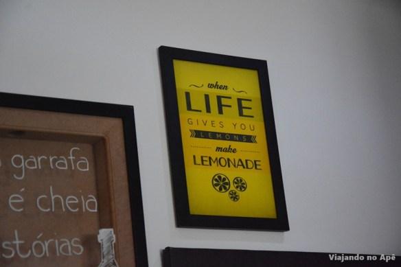 when life gives you lemons make lemonade quadro decoracao