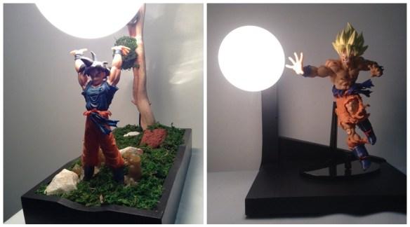 luminaria bonecos brinquedos ideias criativas