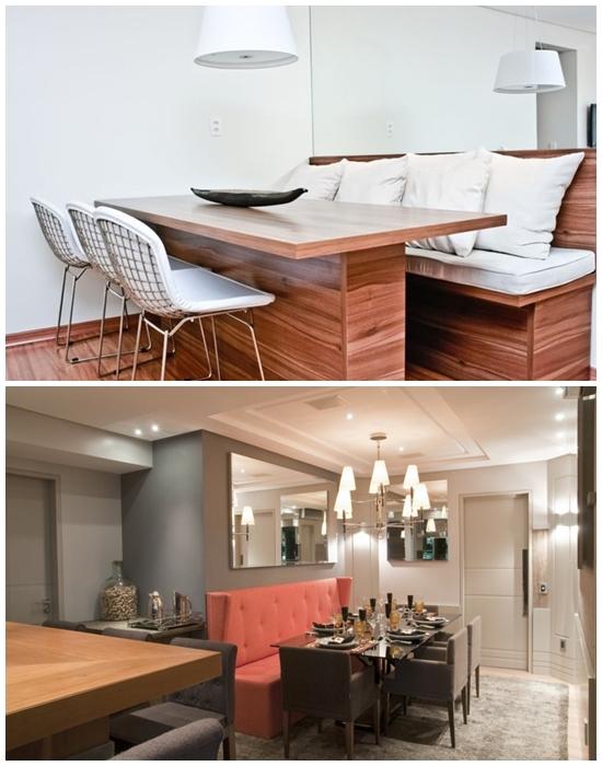 mesa-jantar-com-bancos-encostados-parede