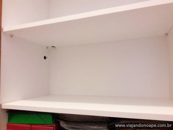 esconder a impressora no armario 2