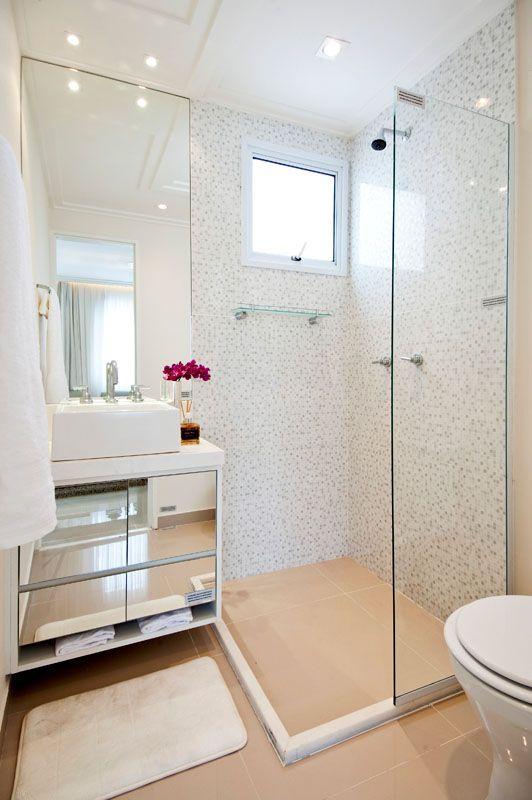 banheiros_decorados_com_pastilhas banheiro clean delicado
