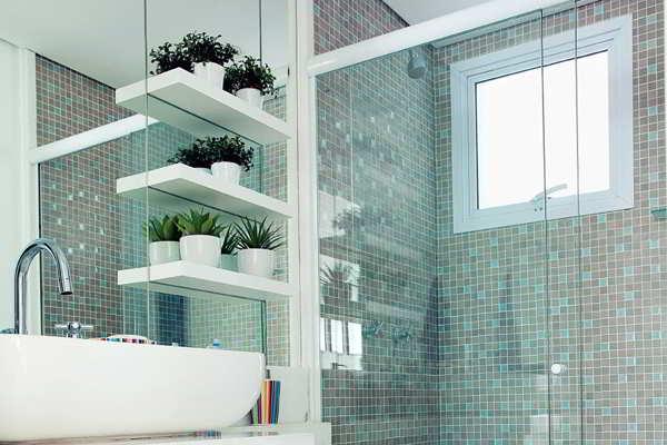 Banheiros decorados - 112 imagens inspiradoras!