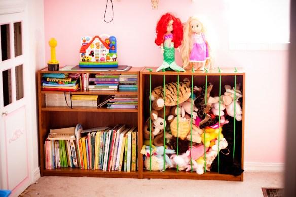porta bichos de pelucia organizacao brinquedos