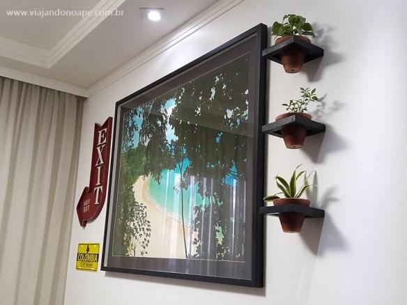 suporte para vasos de parede madeira faca voce mesmo diy vasos suspensos jardim vertical