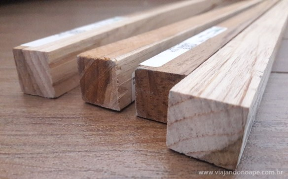 suporte para vasos de parede madeira ideias faca voce mesmo diy madeira