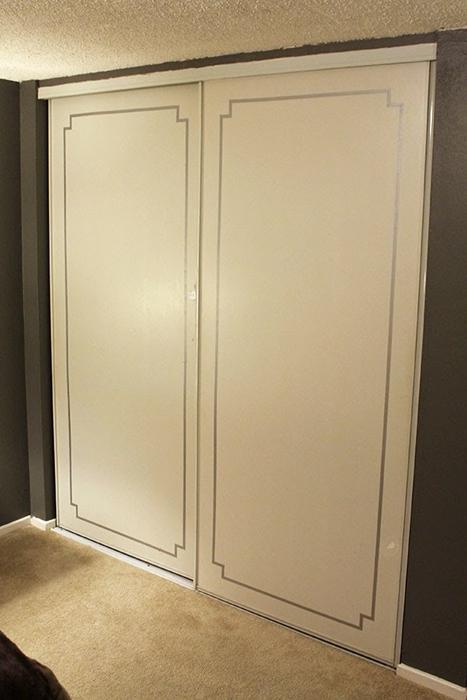 guarda roupa armario detalhe decorativo decoracao fita adesiva 3