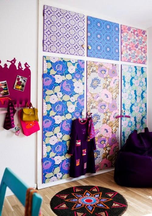 renovar armario guarda roupa sem pintar