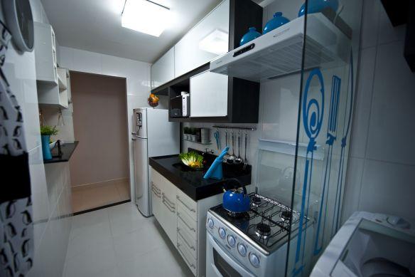 separar cozinha da area de servico chapa de vidro