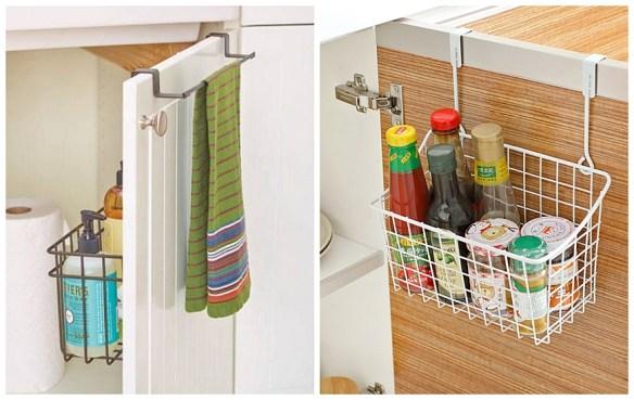 aramados cozinha porta armario organizacao aproveitamento espaco