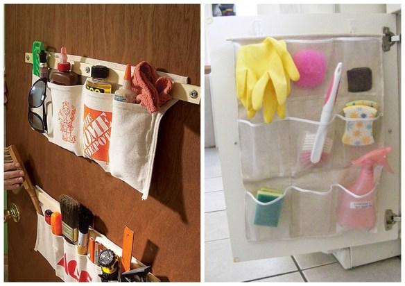 organizacao armario area de servico lavanderia porta objetos atras da porta