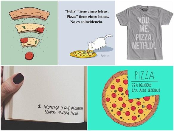 frases engracadas divertidas pizza 2