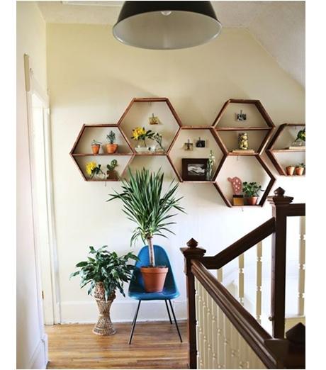 nichos_hexagonais_formas_geométricas_decoração_2