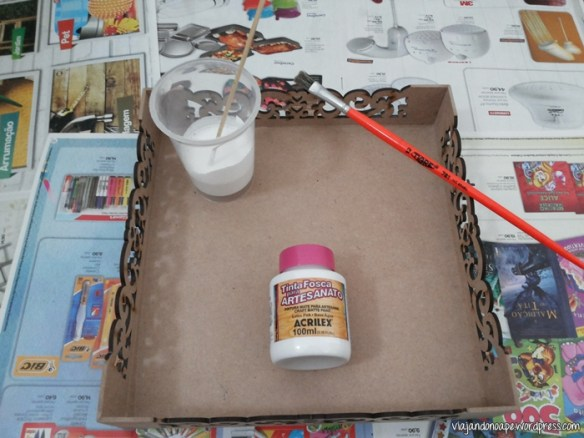 diluição tinta latex PVA