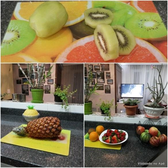 frutas receita gelatina