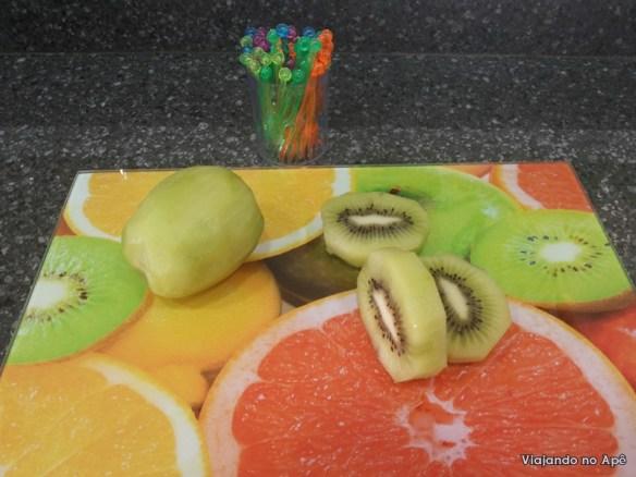 pirulitos de kiwi