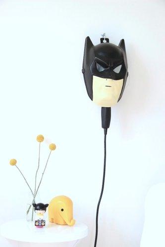 luminaria mascara batman