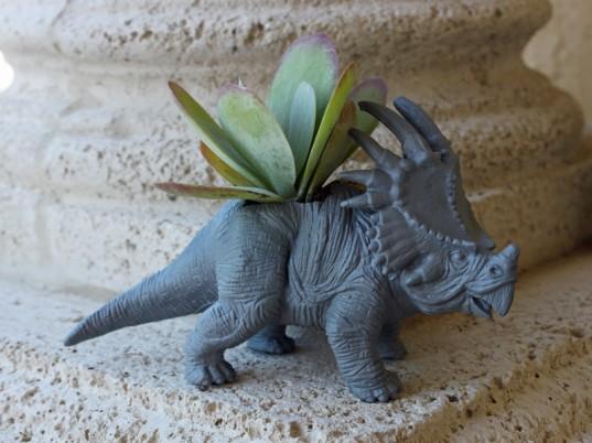 planta no dinossauro
