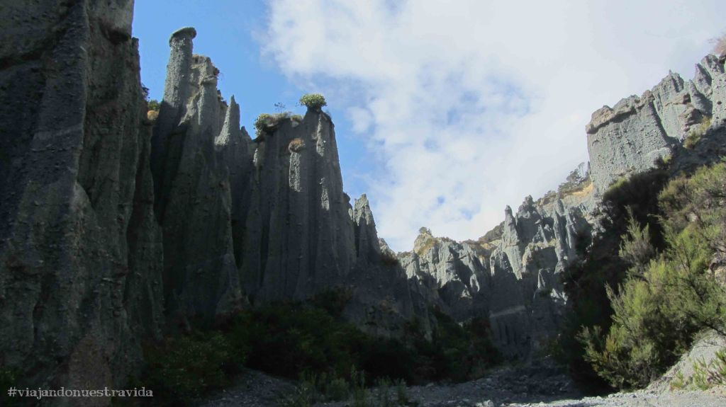 putangirua pinnacles lord of the rings 3