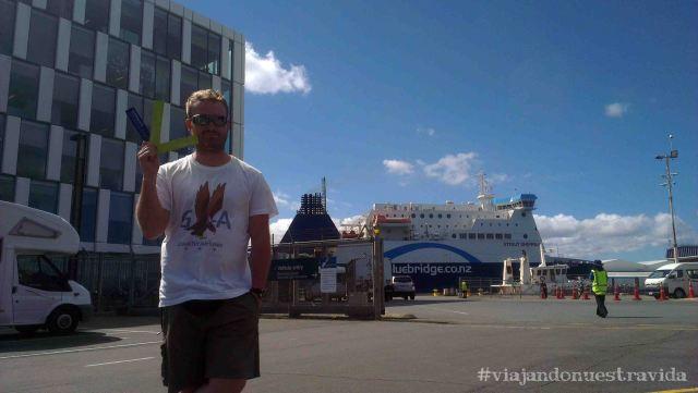 ferry nueva zelanda
